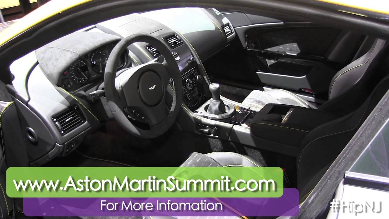 hip new jersey - aston martin summit | short hills and the 2014 new