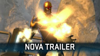 Marvel Heroes 2015 -- Nova Trailer