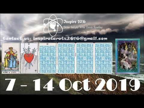 sagittarius weekly 14 to 20 tarot october