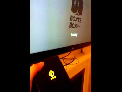 Boxee problem / flashing red green / no recovery