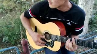Под гитару  Гори звезда моя