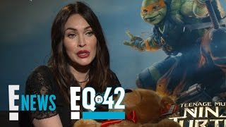 Megan Fox Takes the E!Q in 42   E!Q in 42   E! News