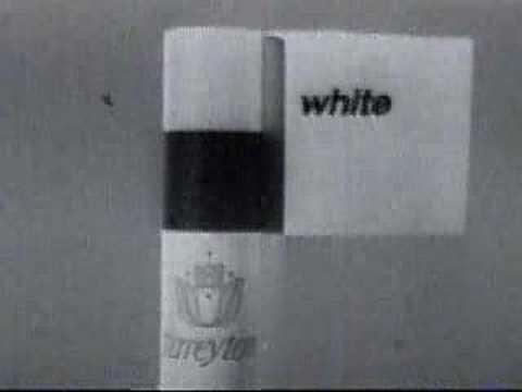 Tareyton Cigarrettes TV Commercial