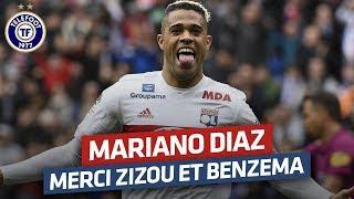 Quand Zidane et Benzema ont envoyé Mariano à Lyon (Décembre 2017)