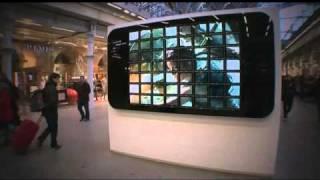 Lara Croft lands on (world's biggest) iPhone