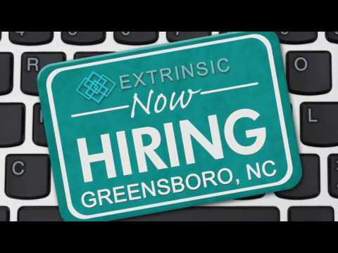 Extrinsic: Hot Jobs in Greensboro, NC Jobs