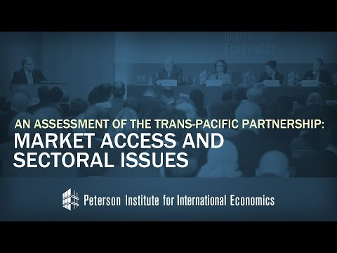 An Assessment of the Trans-Pacific Partnership: Market Access and Sectoral Issues