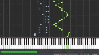 [How to Play] Mozart - Turkish March [Synthesia Piano Tutorial]