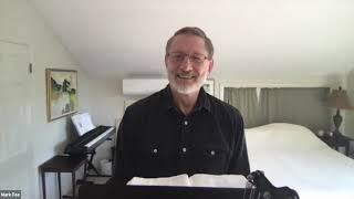 Dr  Mark Gordon Fee at Hope4life Easter 2021