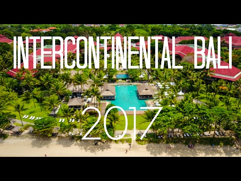GOOD FOOD AT THE INTERCONTINENTAL BALI? 2017