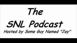 SNL Podcast:  Tim Robinson...Downgrading From Performing to Just Writing