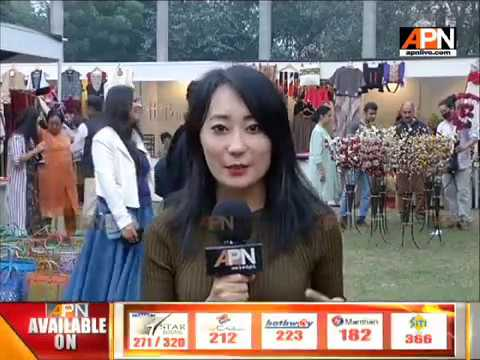Northeast Festival 2017 was organised at IGNCA in Delhi from 3rd-5th November