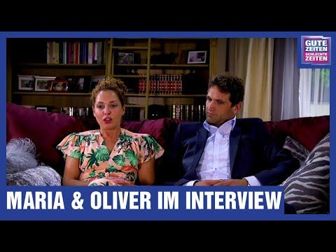GZSZ : Maria Wedig und Oliver Franck sprechen über das schwierige Thema häusliche Gewalt