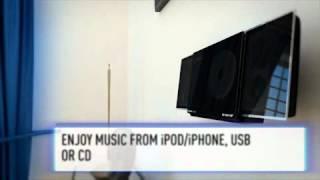 Panasonic SC - HC57DB - Compact Stereo System