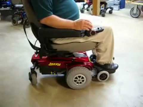 jazzy power wheelchair manual 2