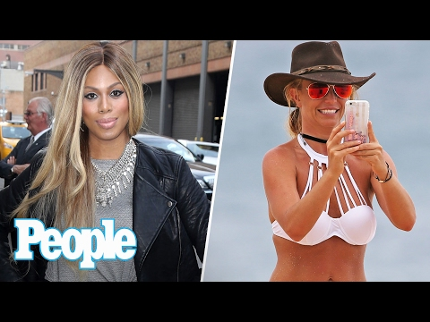 Laverne Cox On 'Doubt' Steamy Love Scenes, Britney Spears $30 Million Airbnb | People NOW | People
