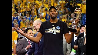 """Kevin Durant """"I Am the One"""" (2017 Finals MVP Mix)"""