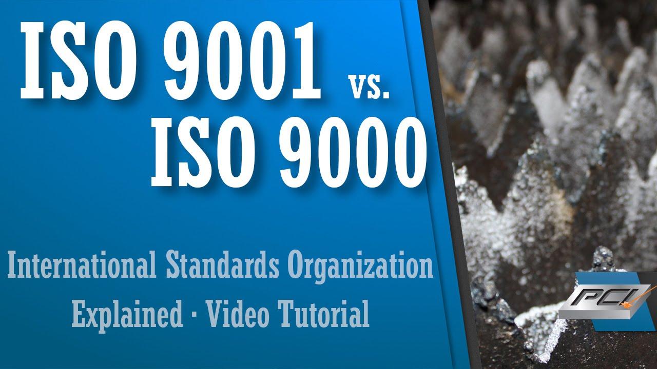 Iso 9001 And 9000 International Standards Organization Process Roach Certif