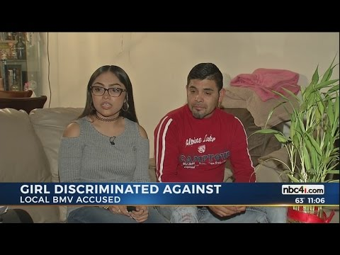 Hispanic Coalition says girl discriminated at Ohio BMV