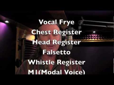 Master Class - Vocal Registers