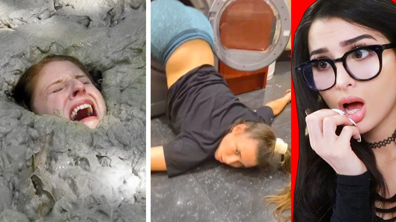Download People Who Got Stuck In Weird Places