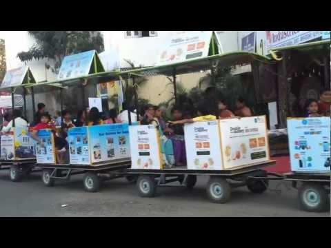 Hyderabad Trade Exhibition Train.mp4