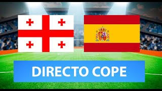 ESPAÑA VS KOSOVO EN VIVO - Radio Cadena Cope (Oficial)