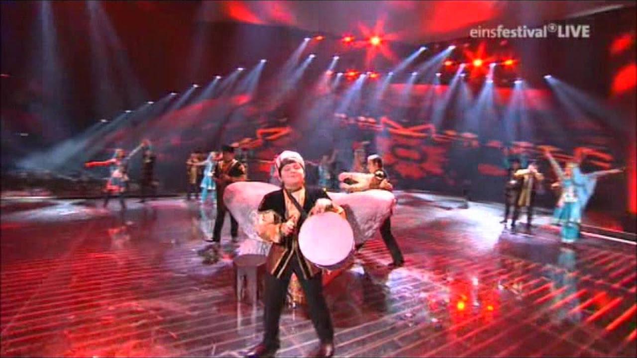 ᴴᴰ Eurovision Song Contest 2012 ''Natig'' rhythm group / ''Natiq'' ritm qrupu [HD] 22.05.2012