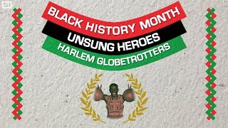 The Harlem Globetrotters changed basketball history | Black History Month | Sports Illustrated