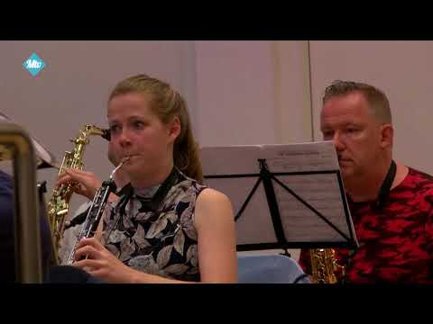 Orkest Orventus repeteert voor de overwinning - 879 2017