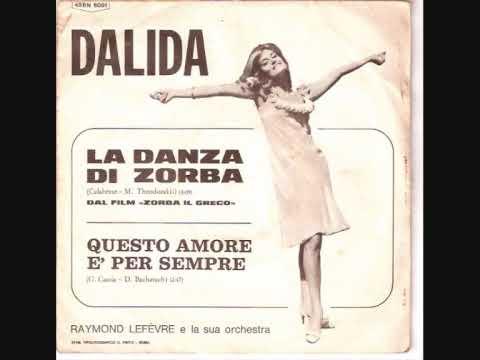 Dalida - La danza di Zorba (italiano)