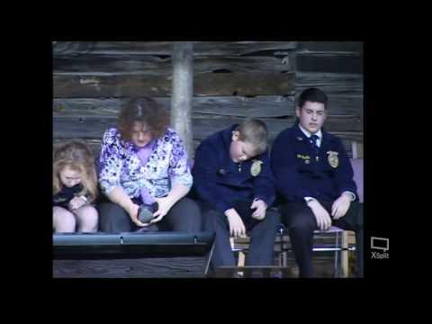 Montana FFA - 87th State Convention Hypnotist