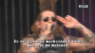 Avenged Sevenfold - Unholy Confessions - Live Rock Am Ring 2011 - Legendado PTBR 720p HD