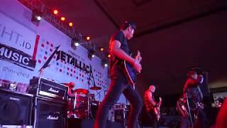 a tribute to metallica by gitar plus live at gkgm singaraja