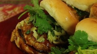 Teriyaki Chicken Burger Recipe