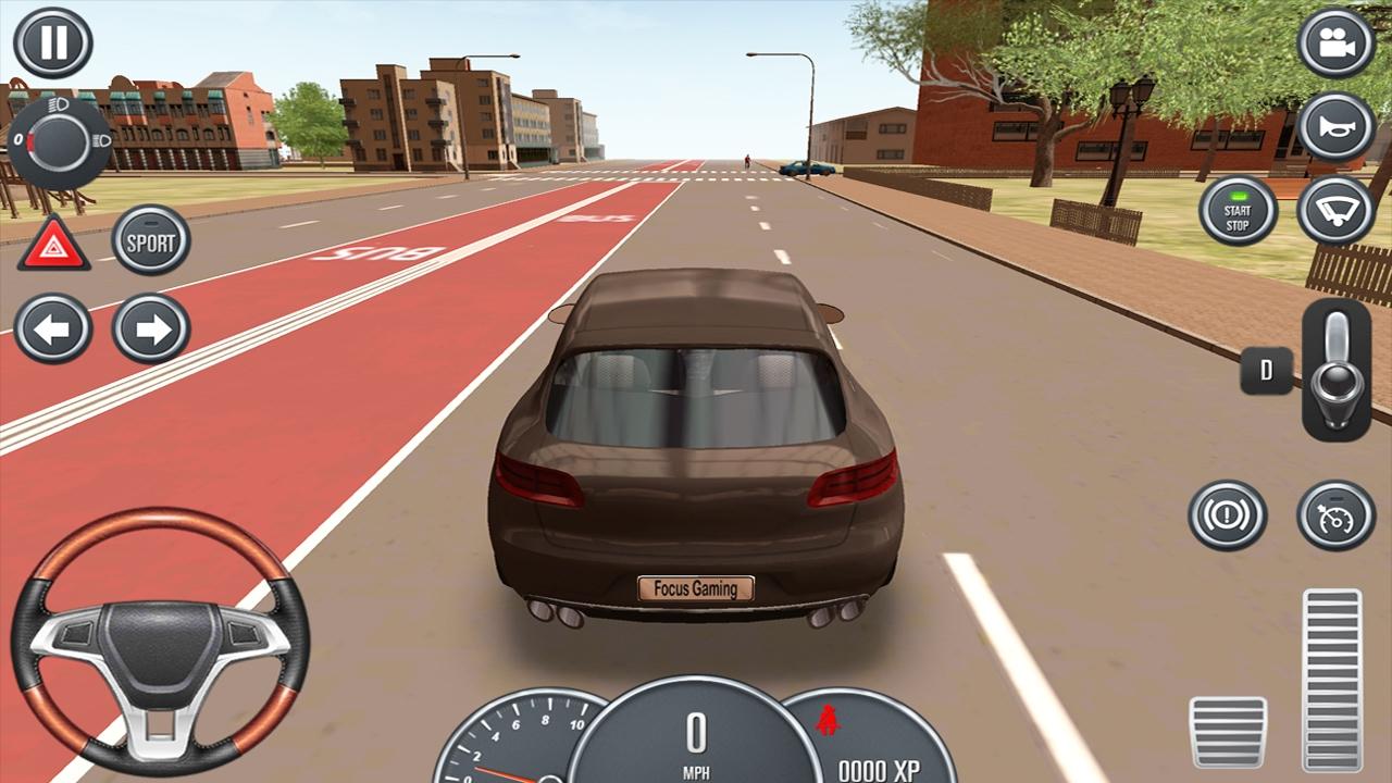 Driving school 2016 gameplay porsche macan freedrive download 64-bit