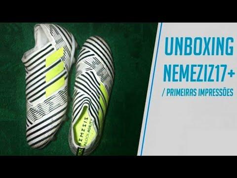 Adidas NEMEZIZ17+ Unboxing   First Impressions - YouTube 96fa4d6fc6645