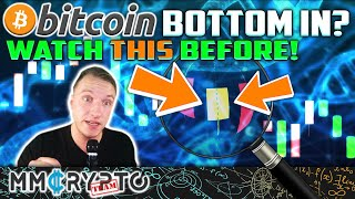 Bitcoin BOTTOM In? Watch THIS First!