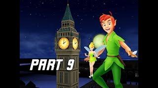 Kingdom Hearts 1.5 Walkthrough Part 9 - Peter Pan & Neverland  Ps4 Let's Play