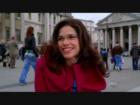 Ugly Betty Final Scene with Suddenly I See