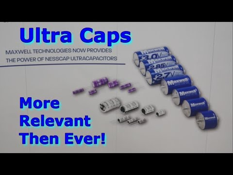 Why The World Needs ULTRACAPACITORS - Wrenchin' Up