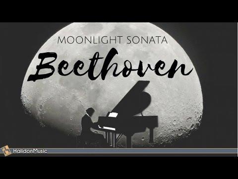Beethoven - Moonlight Sonata (1st mov )   Classical Piano Music