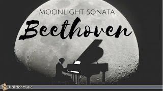 Beethoven - Moonlight Sonata (1st mov.) | Classical Piano Music