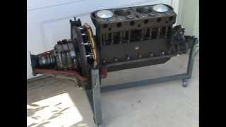 My Rebuilt Model T Engine