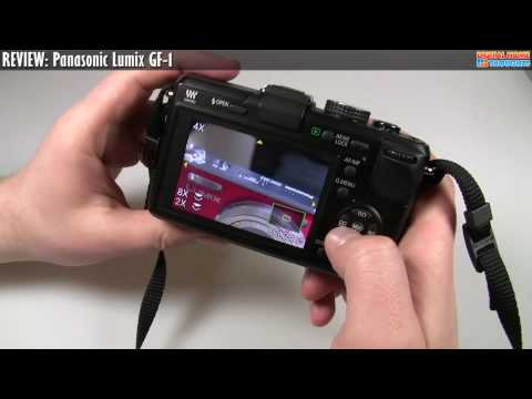 REVIEW: Panasonic Lumix GF1