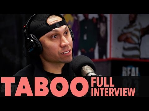 Taboo, of The Black Eyed Peas, on His 2 Year Battle With Cancer! | BigBoyTV