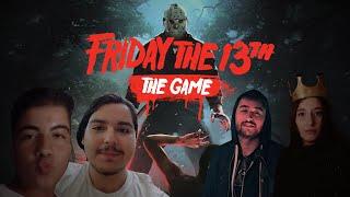 BEL KÜTLETME SEANSI | Friday the 13th w/Haramiler