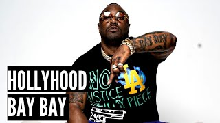 """Hollyhood Bay Bay speaks on new single """"TRAP"""", overcoming rape allegations, and more..."""