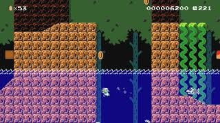 Boo Bayou by Enigmatix - Super Mario Maker 2 - No Commentary