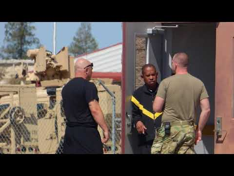 """California Army National Guard:  ( """"NO PICTURES UNDER FORCE PROTECTION BRAVO"""" ) 1st Amend Audit"""